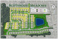 Lots available in Charleswood for custom build Gino's Homes .