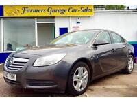 Vauxhall/Opel Insignia 1.8i 16v VVT 2009MY Exclusiv 59,081 Miles In Grey