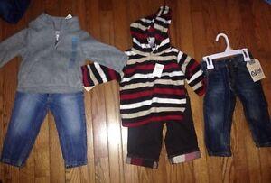 Baby boy's 6-12 month lot