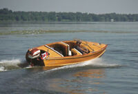 Wooden Boat Refinisher
