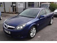 2007 (57) Vauxhall Vectra 1.8i VVT SRI Blue