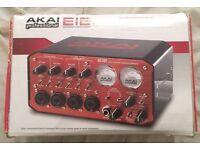Akai EiE professional Audio Interface