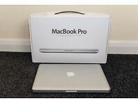 Apple MacBook Pro 13-inch Mid 2012 2.5 GHz intel Core i5 8GB Ram, 500 GB HD