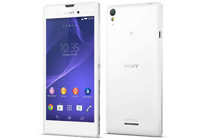 "LIKE NEW SONY T3 SUPERPHONE WHITE PRO 5.3"" 5148148677"
