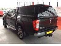 2016 BLACK NISSAN NP300 NAVARA 2.3 DCI DOUBLE CAB ACENTA + CAR FINANCE FR £46 PW