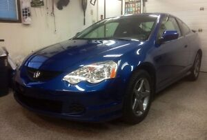 2002 Acura RSX Type-S, VERY LOW Km, IMMACULATE CONDITION!!!