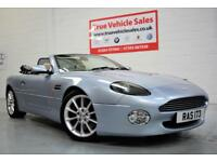Aston Martin DB7 5.9 V12 Vantage Volante Manual