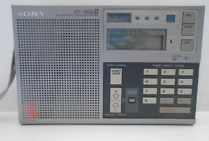 Sony Vintage Radio Receiver