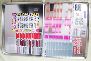 Jamberry Lot - full and partial sheets