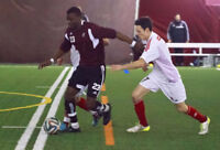 MEN'S INDOOR SOCCER...SPACE IS EXTREMELY LIMITED!!!