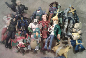 Anime Action Figure Lot 2
