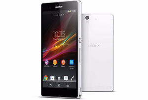 """Used sony xperia z """"WHITE"""" for sale"""
