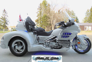 Trike Conversions and sidecars for almost any bike. Edmonton Edmonton Area image 9