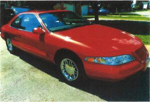 Lincoln Mark 8
