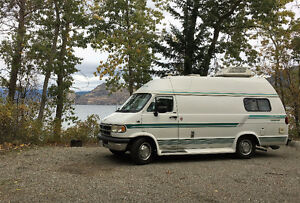 1995 Dodge V8 Magnum 3500 Campervan – MUST SEE - OFFERS