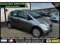 Mercedes-Benz A150 1.5 Classic SE 5 GREY 2008 MODEL +BEAUTIFUL THROUGHOUT+