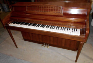 Nice Whitney Spinet Piano