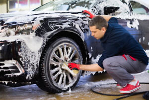 The Ultimate Car Wash. Hand Wash, Wax & Polish. Mobile. 5 Star
