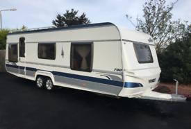 Fendt caravan 700 platin not hobby or lmc