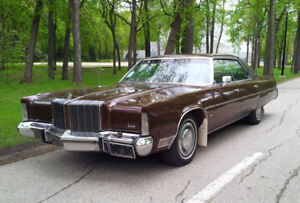 1974 Imperial Low Miles Safetied