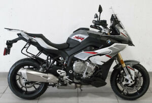 2017 BMW S1000XR - Light White / Granite Grey / Racing Red
