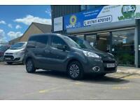Peugeot 1.6L Partner Tepee | wheelchair ramp | Low mileage | Winch