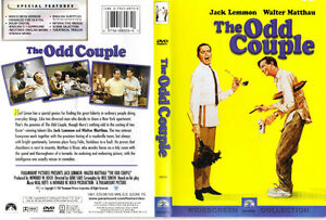 The Odd Couple (1967) - Walter Matthau, Jack Lemmon
