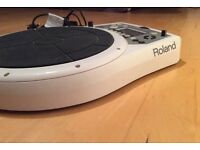 Roland Handsonic 10 with stand and PSB-adaptor cable