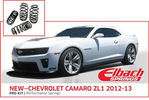 Eibach - Pro Kit Lowering Kit Chevrolet Camaro 10-13