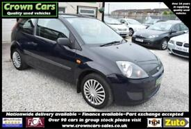 Ford Fiesta 1.25 STYLE 5 DOOR BLUE 2008 MODEL +CLEAN EXAMPLE+
