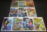 Wii Games & Accessories - New Games Just Added