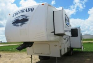 2007 COLORADO 27RL - Fifth Wheel