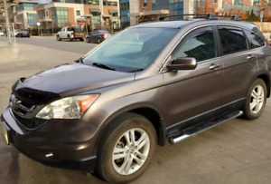 Brown Honda CRV 2010 EXL w/ Navi 78kms/No Accidents/2nd owner