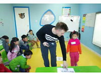 【English Teachers Wanted in Shenzhen, China!】