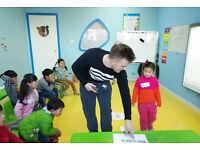 【English Teachers Wanted in Shenzhen, China!】