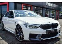 2019 BMW M5 4.4 M5 COMPETITION 4D 617 BHP