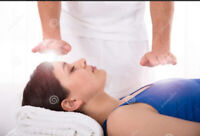 Reiki Healing Sessions