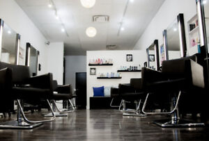 Well located salon for sale