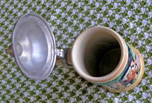 Vintage German Beer Stein Kitchener / Waterloo Kitchener Area image 5