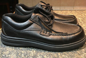 Dress/Casual Hush Puppies Mens Leather Shoes
