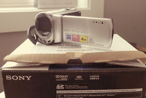 SONY DCR-SX44 FLASH MEMORY HANDYCAM