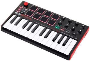 Akai MPK Mini MIDI piano