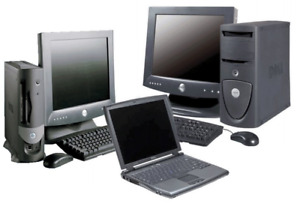 Willing to pay $CASH$ for your Used Unwanted Deskop PC Laptop