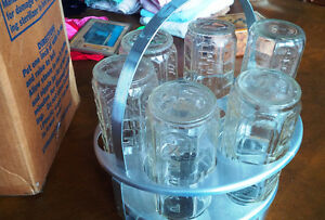Vintage Baby Bottle Sterilizer, with Vintage Pyrex Bottles Kitchener / Waterloo Kitchener Area image 4