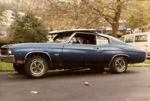 Looking for 1970 Chevelle SS project/survivor/driver