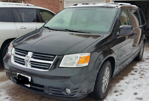 2009 Dodge Grand Caravan (No accidents) with Safety & Emission