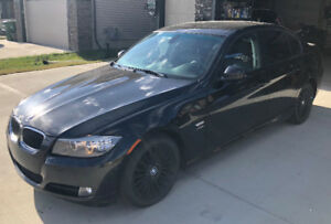 2011 BMW 328i xDrive 6 Speed Manual