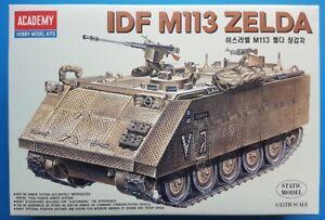 ACADEMY 1:35 IDF M113 Zelda Kit No. 1372 - Klosterneuburg, Österreich - ACADEMY 1:35 IDF M113 Zelda Kit No. 1372 - Klosterneuburg, Österreich