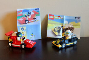 Lego CLASSIC TOWN 1461-1477