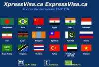 Chinese Visa, Vietnam Visa, Saudi Arabia Visa, Russian Visa